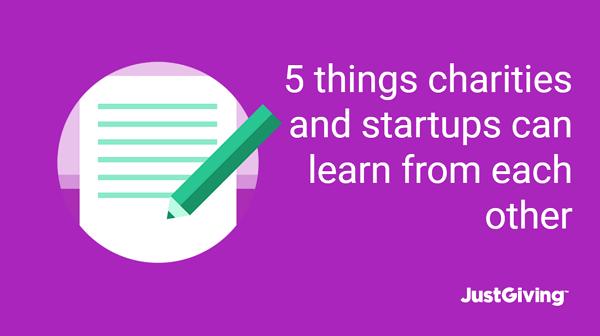 5 Things Charities Can Learn