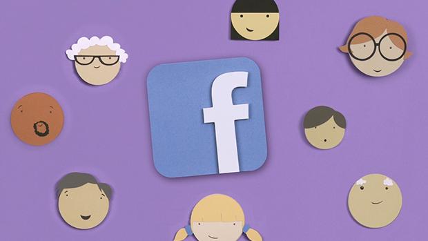 Social giving using Facebook