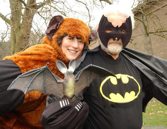 Bat Conservation Trust bat costumes