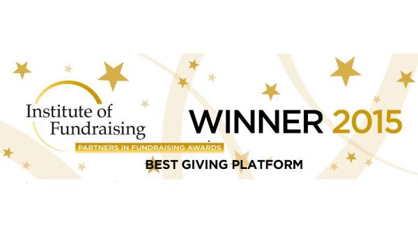 Best Giving Platform 20151