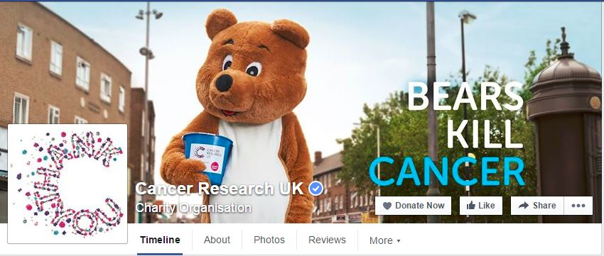 Cancer research FB