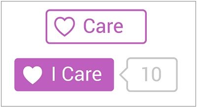 Care button