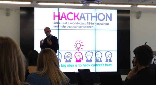 Charity hack