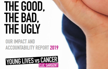 Clic Sargent Annual Charity Report