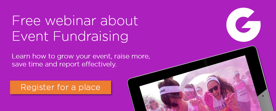 Event Fundraising Webinar