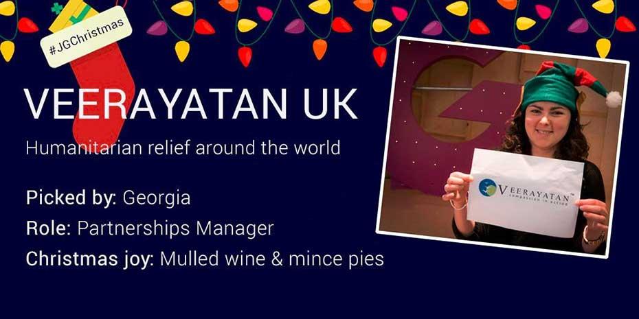 Social post for Veerayatan UK