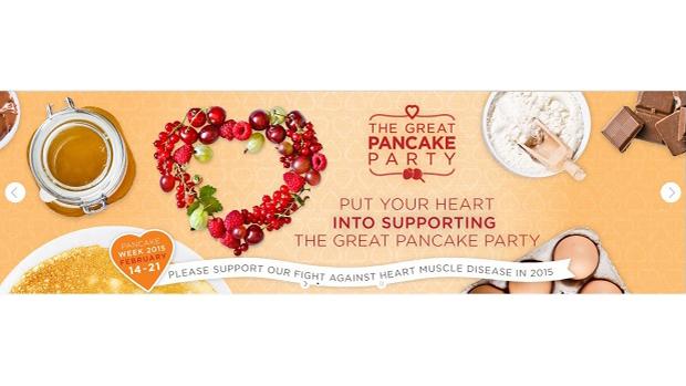 Great Pancake Party 620x349