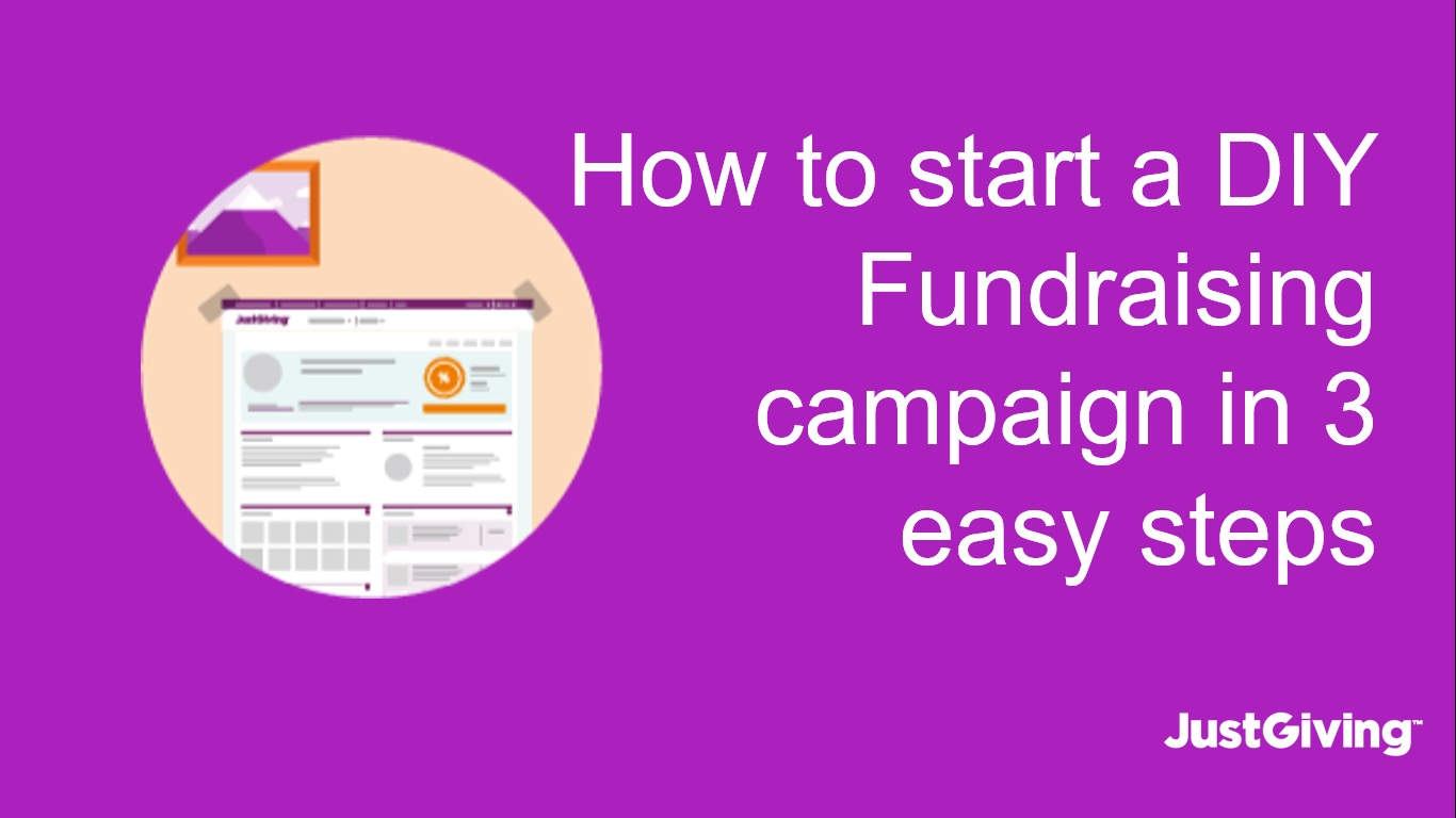 How To Start A DIY Fundraising Campaign