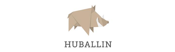 Huballin logo