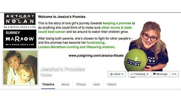 Jessicas Promise Facebook Page3