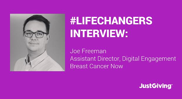 Joe Freeman Interview