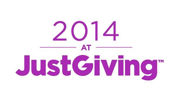 JustGiving 2014
