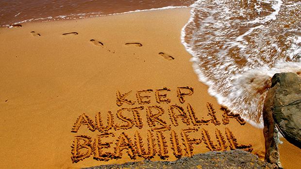 KAB In Sand Landscape