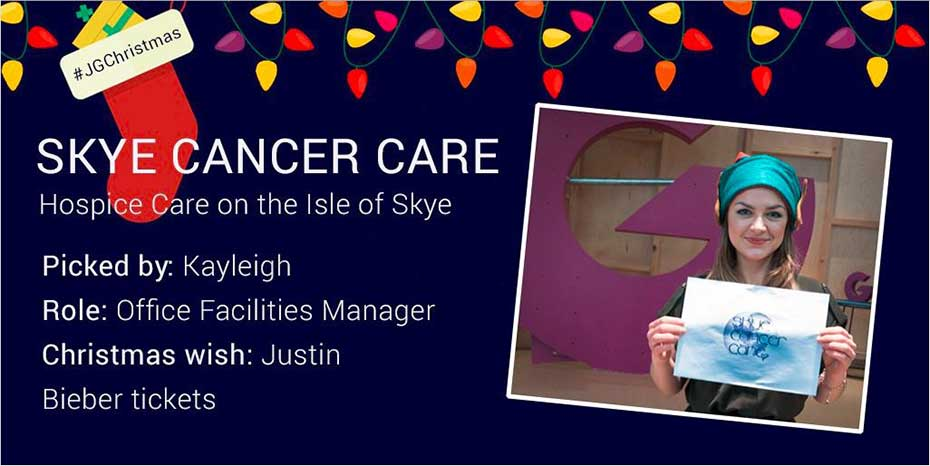 Social post for Skye Cancer Care