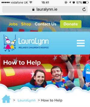 Laura Lynns Childrens Hospice