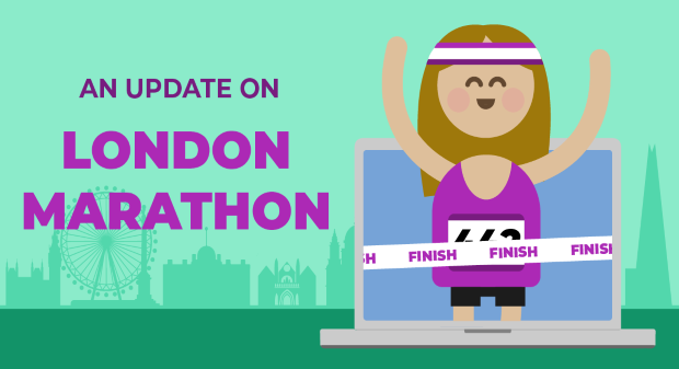 London Marathon Update Blog