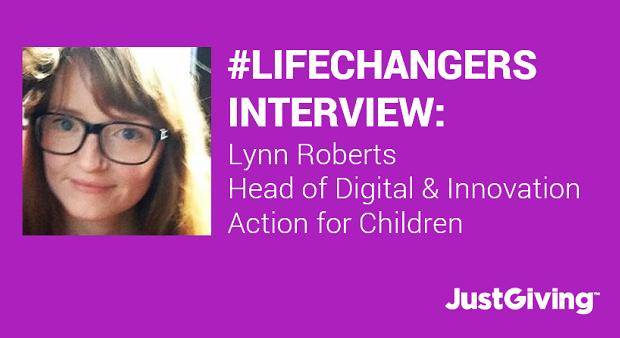 Lynn Roberts Interview