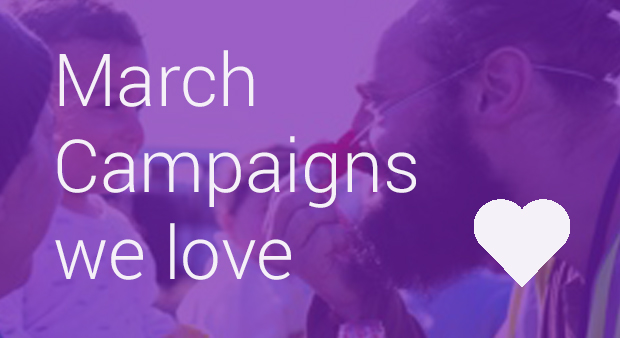 March Campaigns Blog