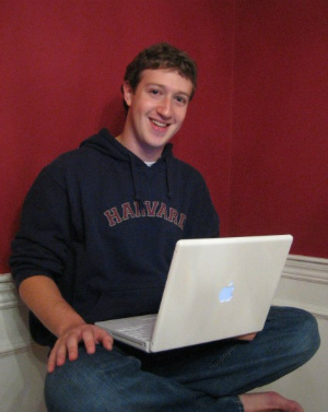 Mark Zuckerberg By Elaine Chan and Priscilla Chan [CC BY 2.5 (http://creativecommons.org/licenses/by/2.5)], via Wikimedia Commons