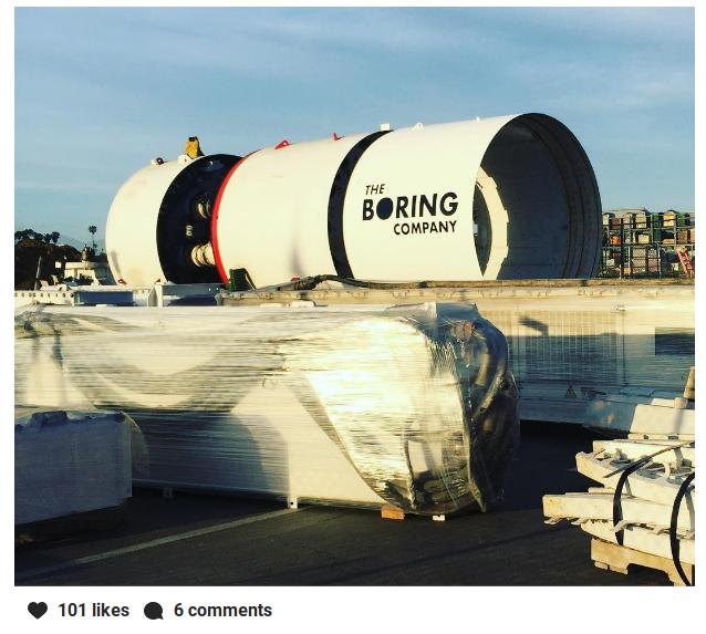 Elon Musk social media post