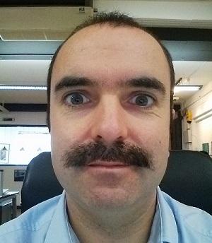 Matt's Movember challenge