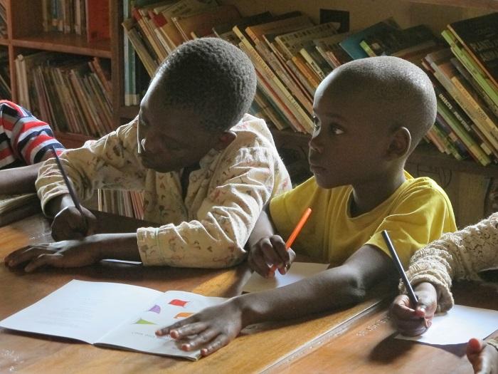 Nakaseke Library