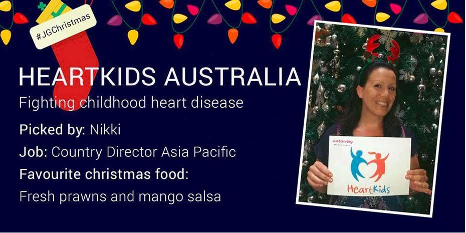 Social post for HeartKids Australia