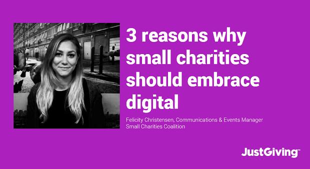Small Charities Digital
