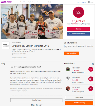 spinal-research-vlm-campaign-page