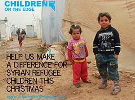 Syria Refugee Appeal