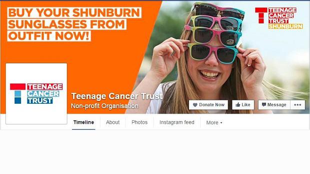 Teenage Cancer Trust FB1
