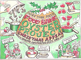 The Oyster Food Bank