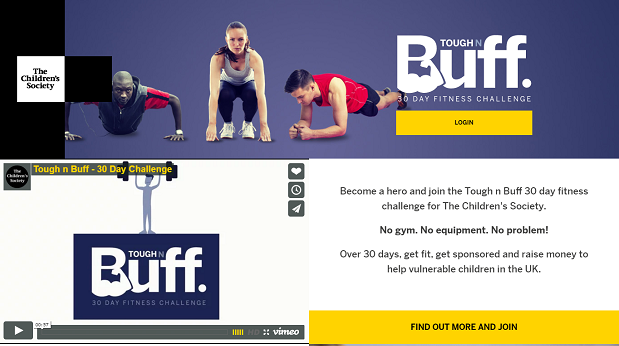 Tough N Buff Homepage