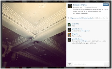Tyneside Cinema on Instagram
