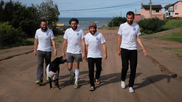 Walk To The World Cup