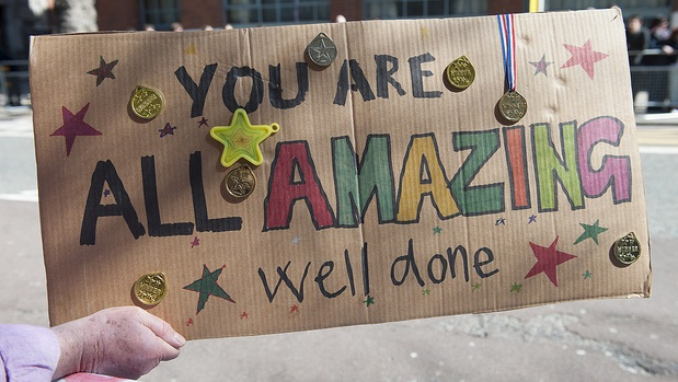 You are all amazing