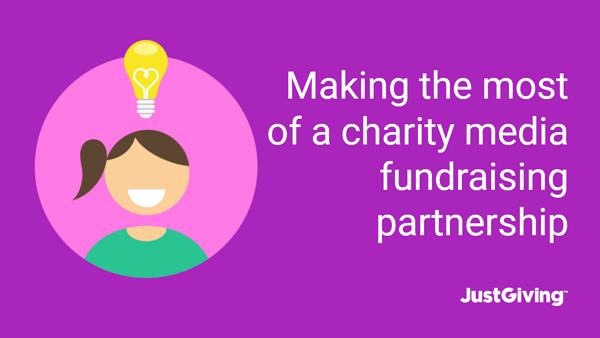Charity Media Fundraising Partnership