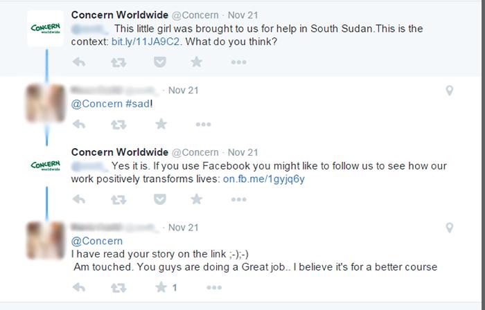 concern tweets