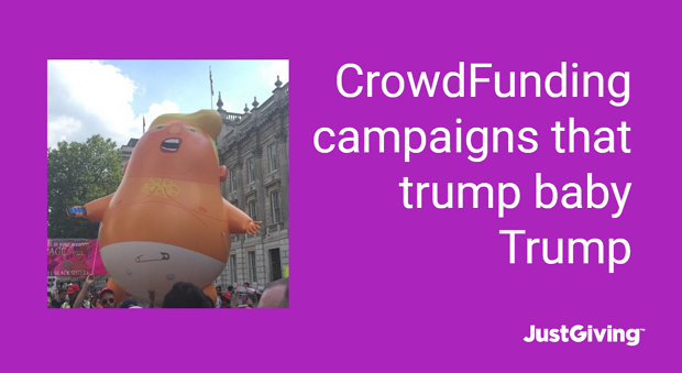 Crowdfunding Baby Trump Feature