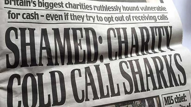 Daily Mail Charity Call Centres 20150707