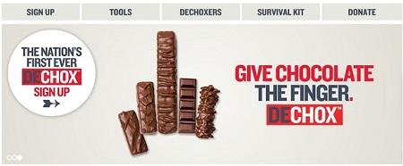 Dechox website