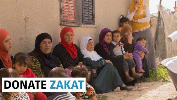 Donate Zakat Feature