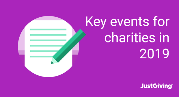 Key Charity Events Feature