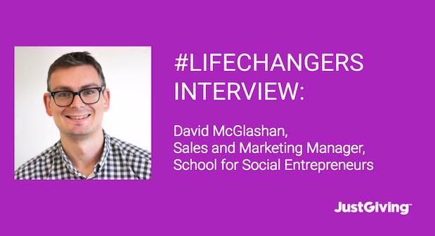 Lifechangers Interview David Mcglashan