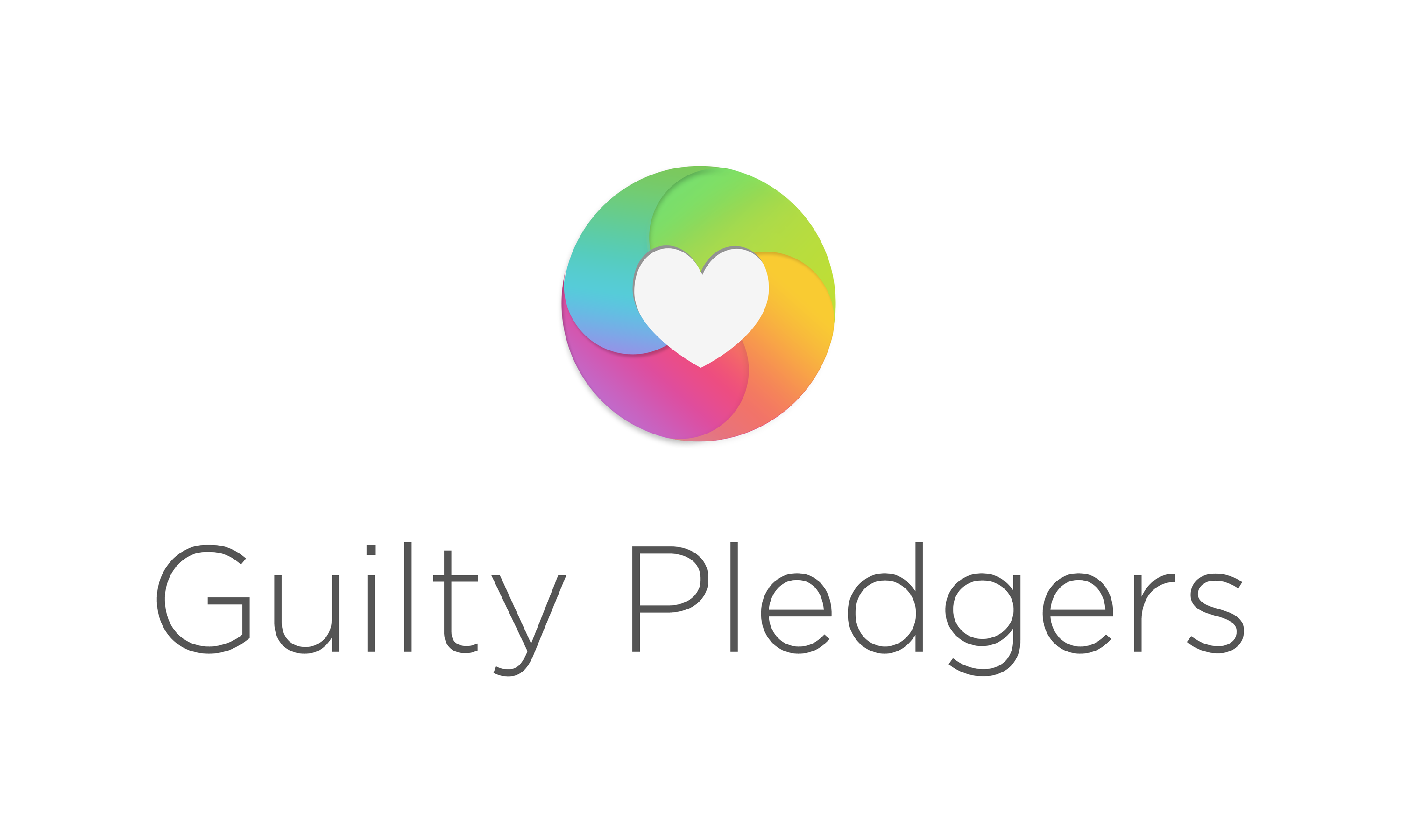 Guilty Pledgers logo