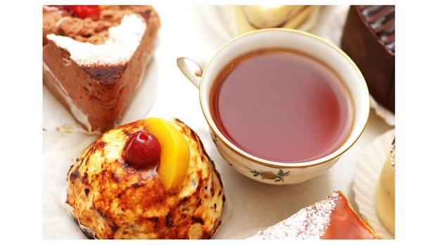 Tea and cake (Canva)